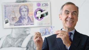 Release of new £20 note getting close